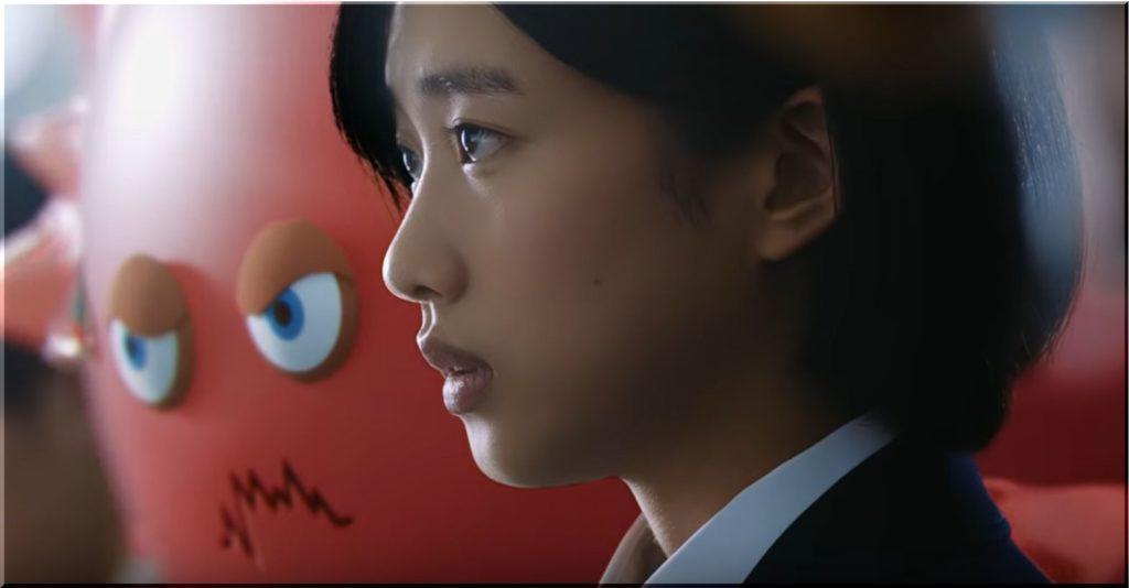 【森永inゼリーCM】緊張をエネルギーに変える女子高生、女優は誰?